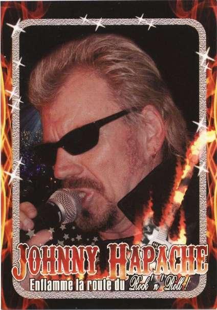 Johnny Hapache