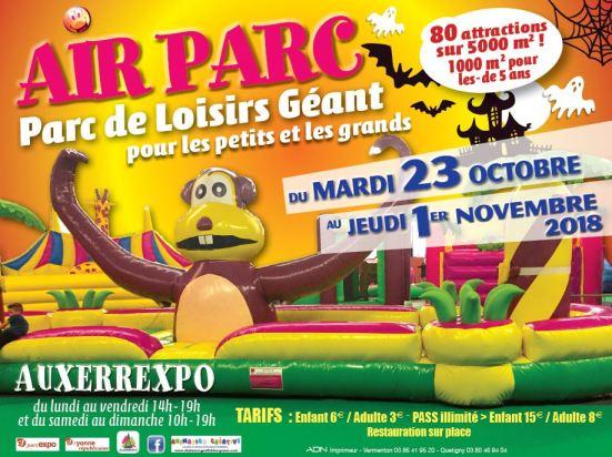 Affiche AirParc